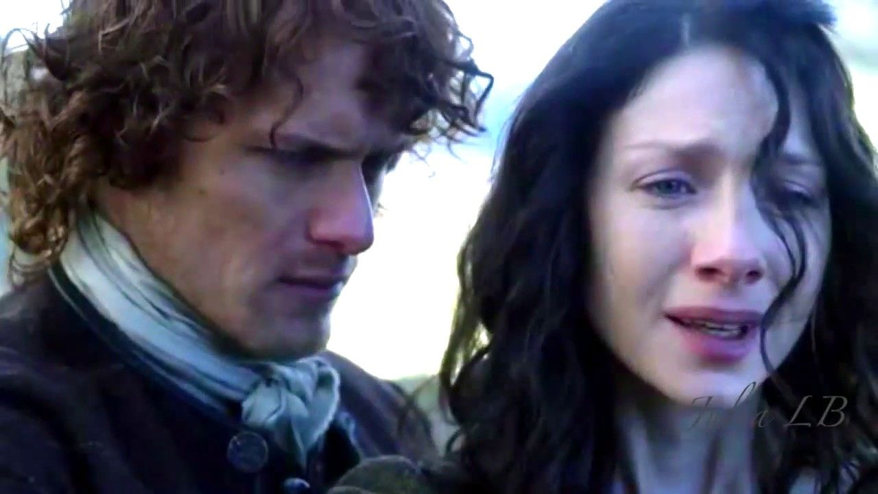 Outlander: Your Guardian Angel (Jamie/Claire)