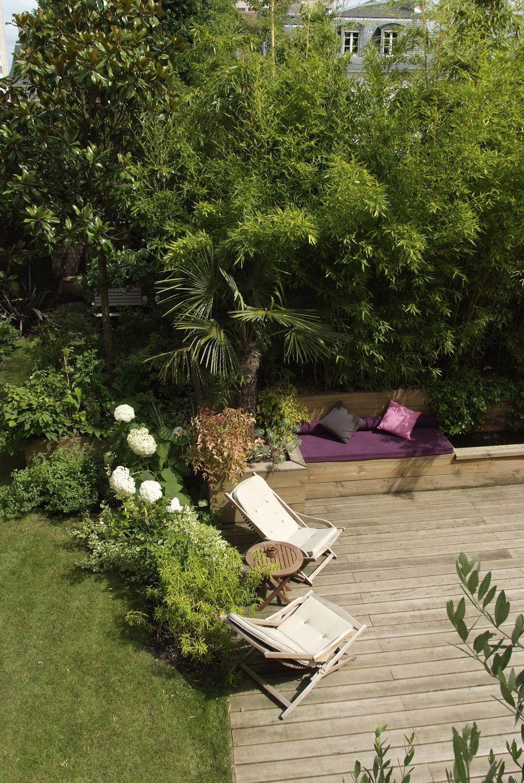 Jardins de ville - Horticulture et Jardins