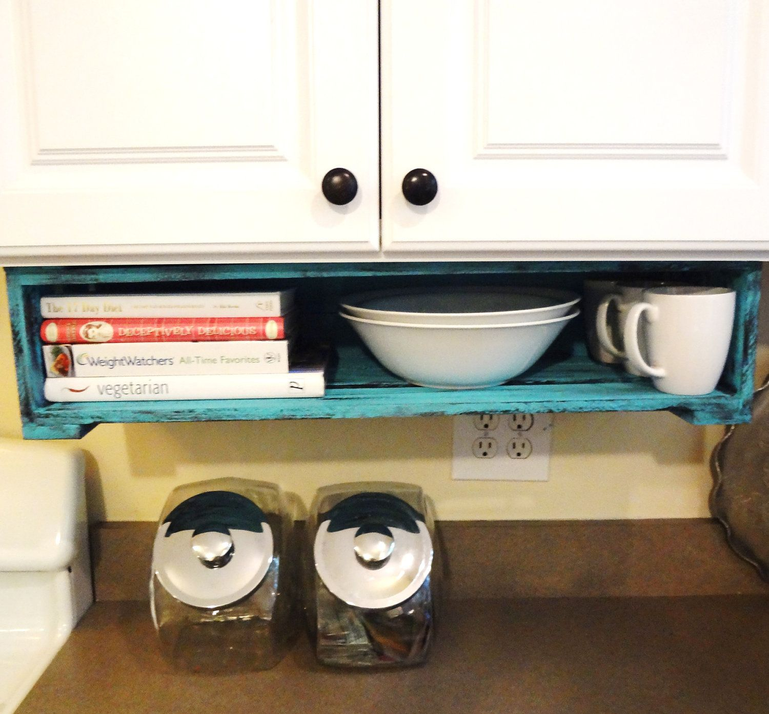 Items Similar To Cabinet Cabneat Kitchen Under Cabinet Storage