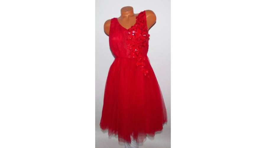 c8e53ab78b Tüllös, csipkés, masnis alkalmi ruha - Ruha - Luna Gardrobe Női ruha  WebÁruház, Akciós - olcsó női ruha, Női ruha webshop, Online trendi -  divatos ruha