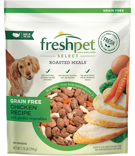 Freshpet Dog Food Real Pictures