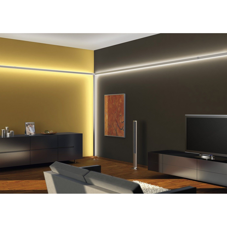 Profile Diffuseur 1m Duo Profil Paulmann Design Eclairage Interieur Ruban Led Amenagement Interieur