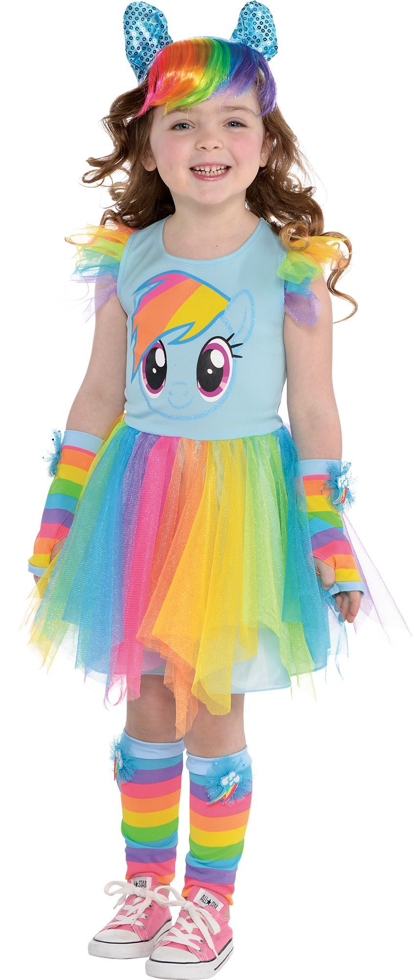 Make Your Costume - Girls My Little Pony #1 | Halloween ...