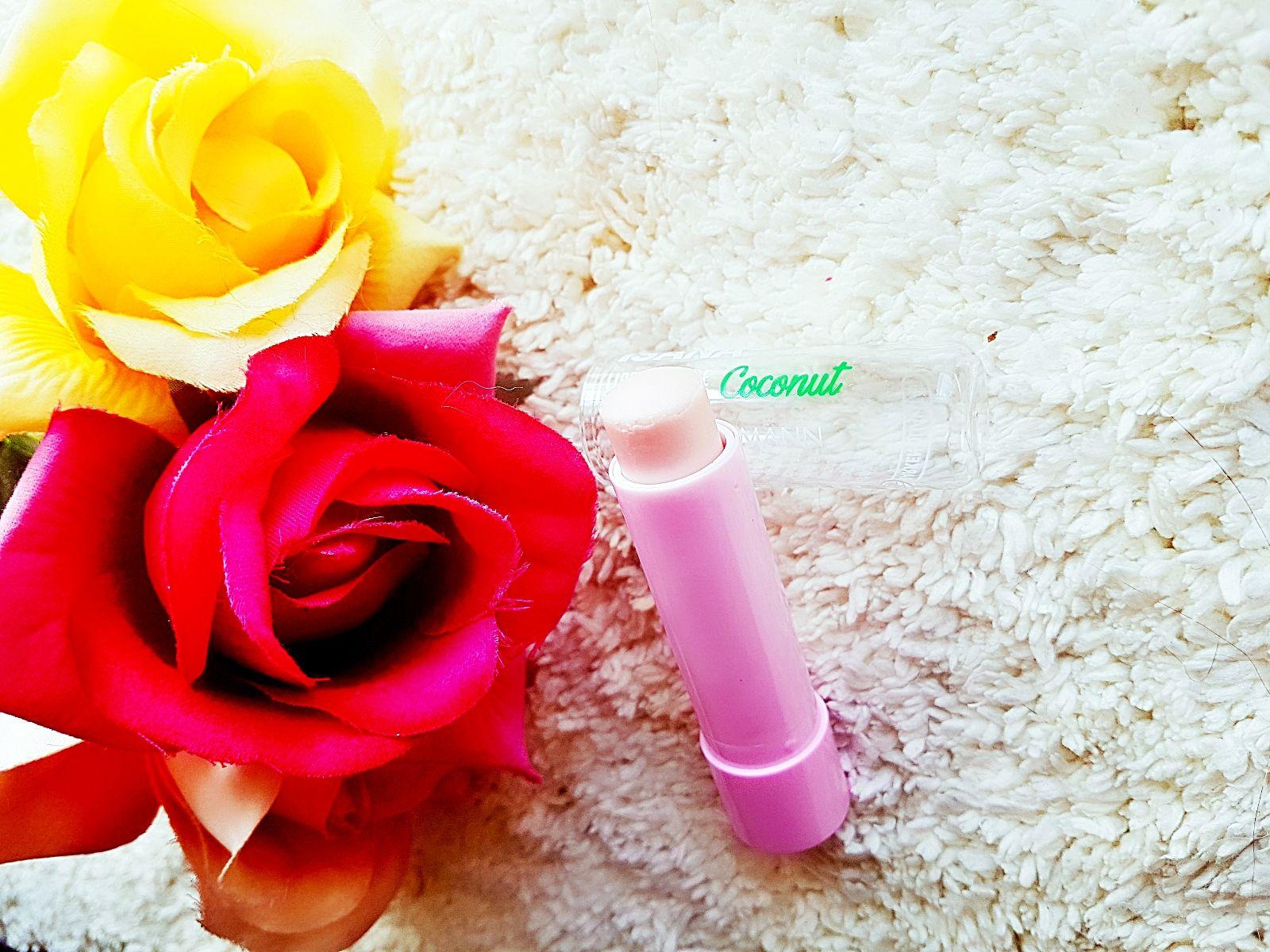 Isana Lippenpflege Coconut