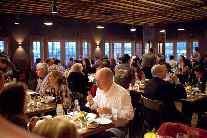 Rivermarket Bar Kitchen In Tarrytown Quietly Sophisticated Is