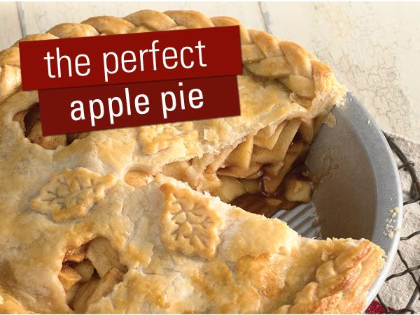 the perfect apple pie from King Arthur Flour | Baking ...