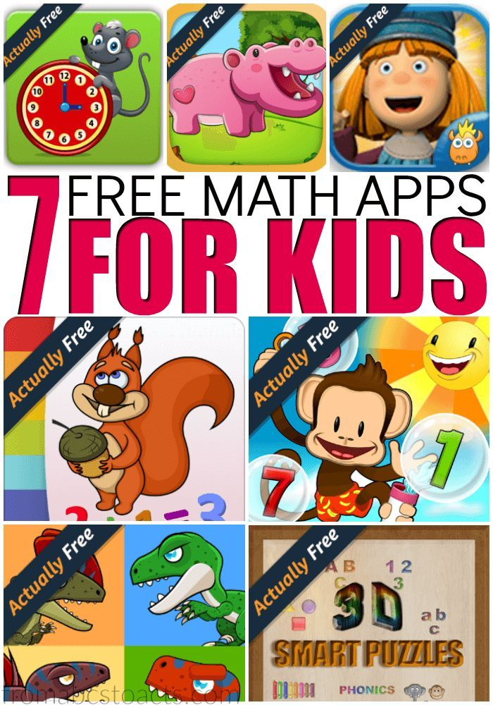 7 Free Math Apps for Kids That are Actually Free Free