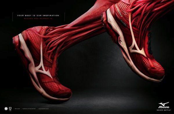 global Pensamiento Lógicamente  Ejemplos de carteles de publicidad que impactan | Publicidad impresa, Nike  publicidad, Anuncios publicitarios