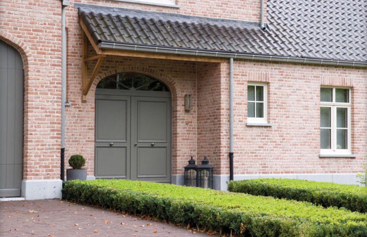 Belle époque de Mons + kleur van de ramen en poort | Haus ...