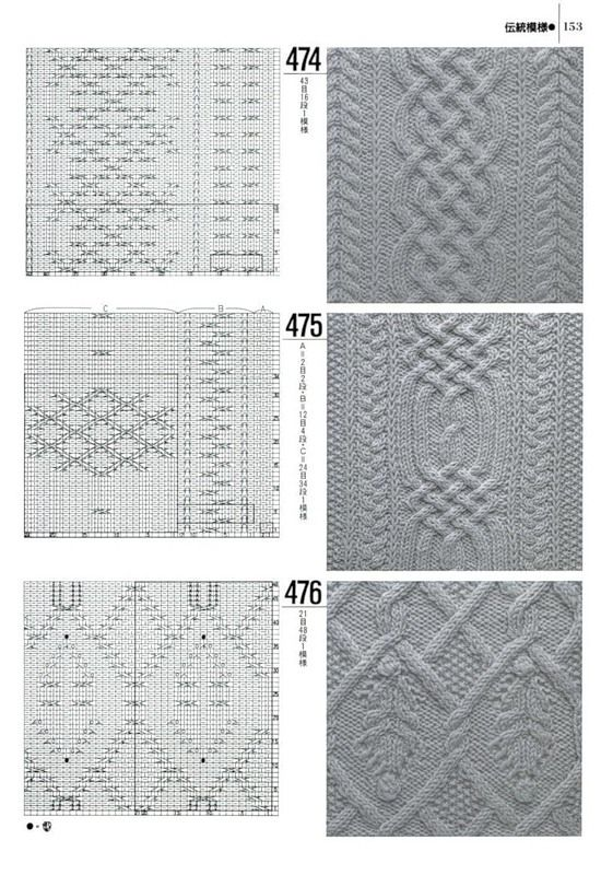 knitting patterns  #@Af's collection