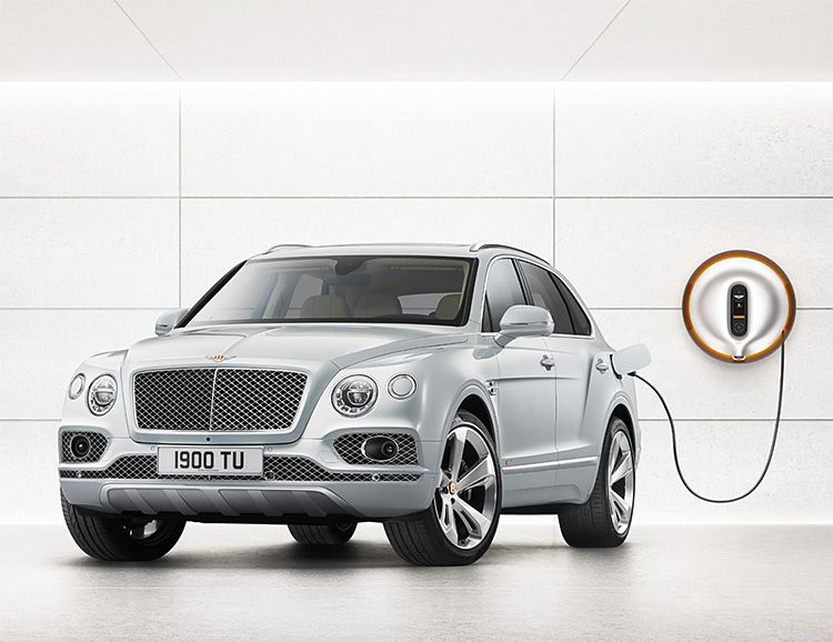 Bentley Introduces Its First Hybrid Luxury Hybrid Cars Small Luxury Cars New Luxury Cars