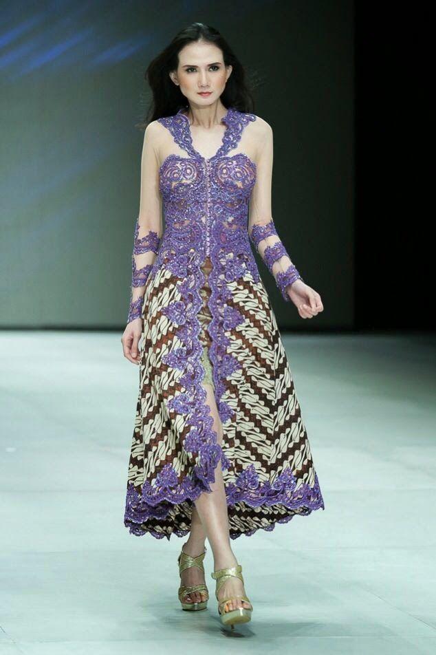 Model Baju Kebaya Modern Yang Elegan  Model Busana  Pinterest