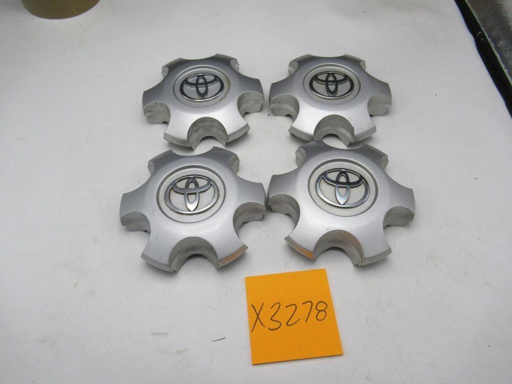 """2001-2007 TOYOTA HIGHLANDER 16/"""" 5-spoke Steel Wheel Hub Center Cap NEW"""