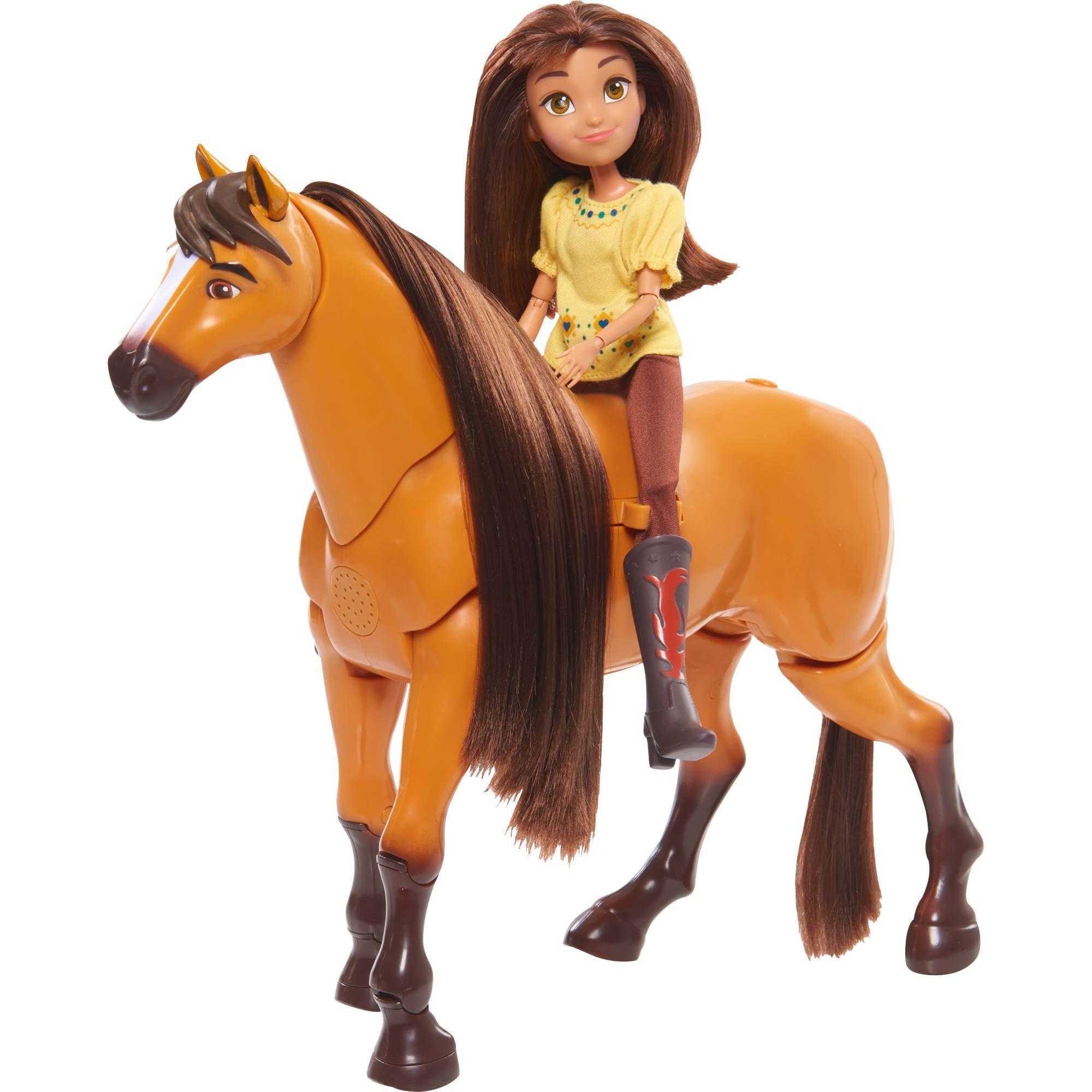 The Netflix original series, DreamWorks Spirit Riding Free