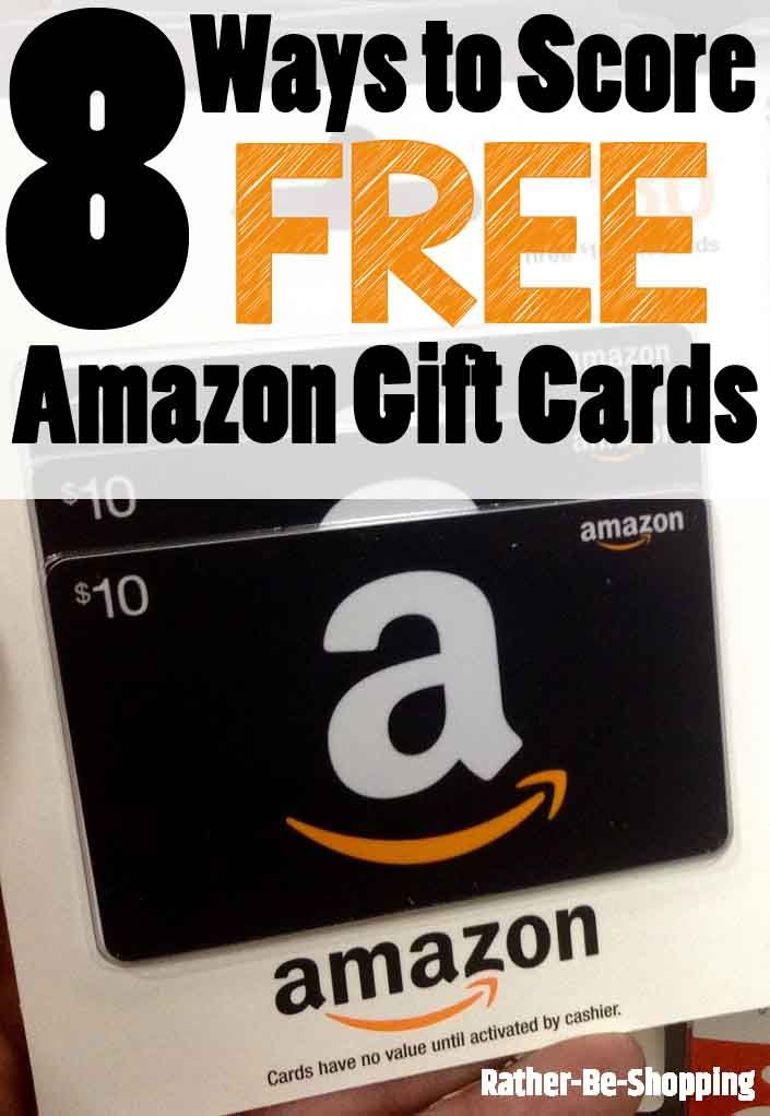 Free Amazon Gift Cards 8 Awesome Ways to Make It Happen