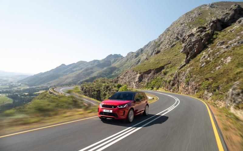 Land Rover Discovery Sport Hybrid 2020 Land rover