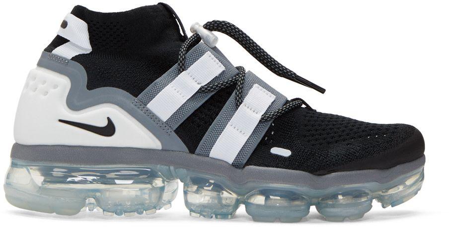Sneakers UtilityShoesamp; Vapormax Baskets Noires Nike Fk ImyYf6bg7v