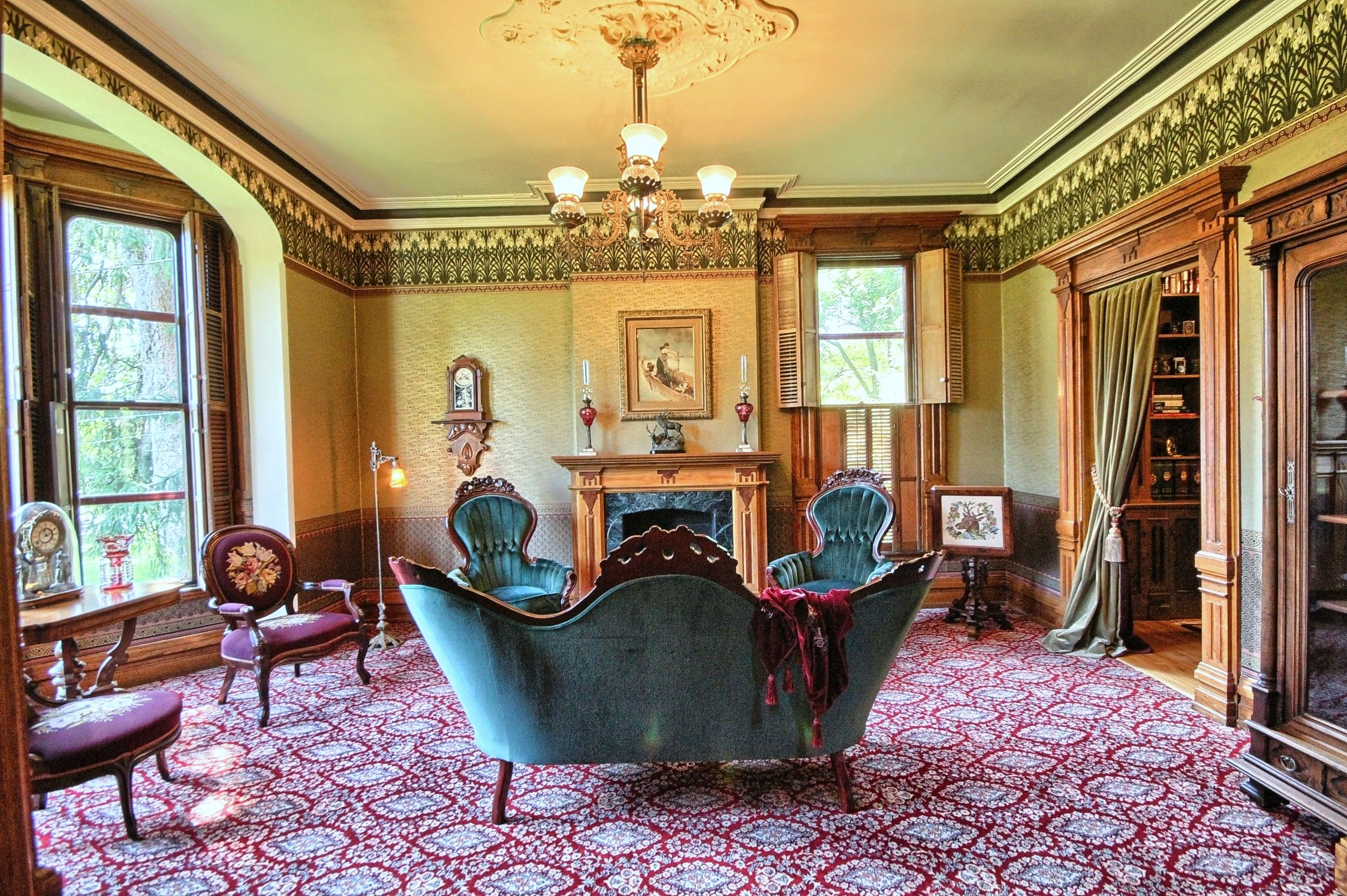 Second Empire Masterpiece Old House Online Old House