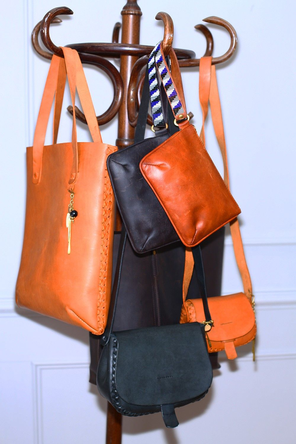 Made Uk S Gorgeous Leather Bags Are Handmade With Love In Kenya