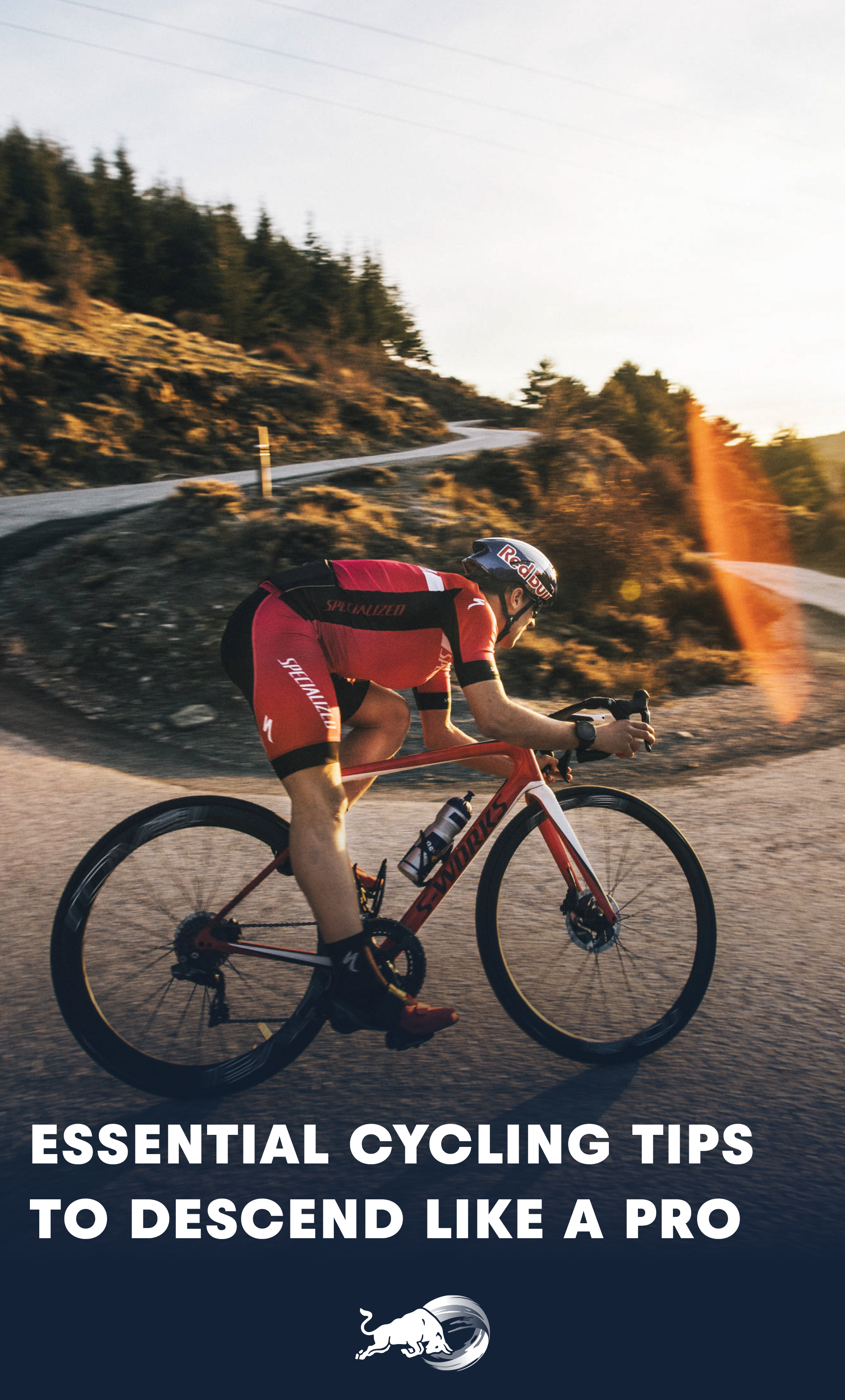 These Tips Will Get You Descending On A Road Bike Like A Pro