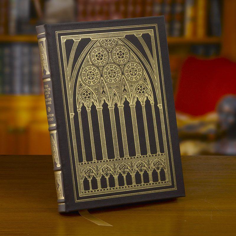 Victor Hugo's THE HUNCHBACK OF NOTRE DAME - Easton Press