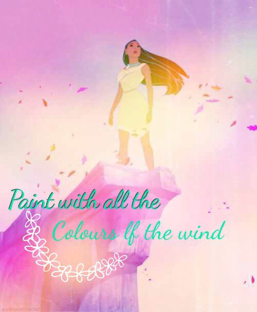 Paint with all the colours of the wind!