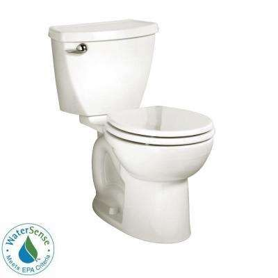 Cadet 3 Right Height Complete 2-Piece 1.28 GPF Single Flush Round Toilet in White