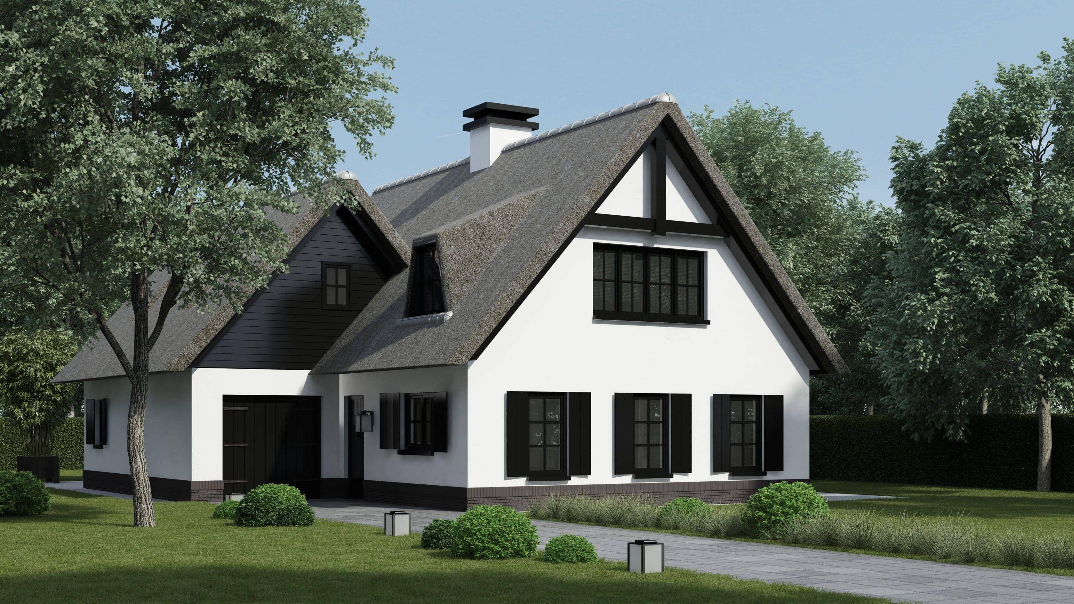 Perfect tot in ieder detail een eigen huis laten bouwen is for Wat kost eigen huis bouwen
