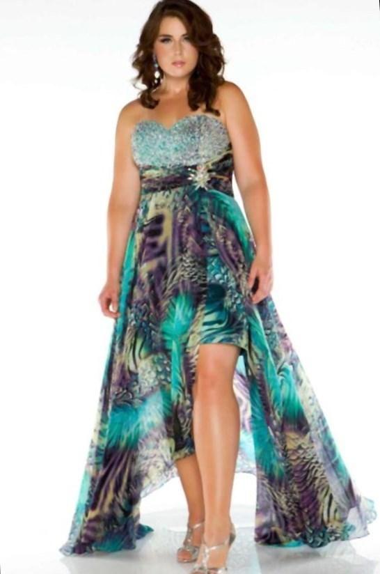 Cheap plus size homecoming dresses under 50 - PlusLook.eu ...