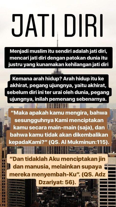Quotes indonesia motivasi belajar hidup 24 ideas