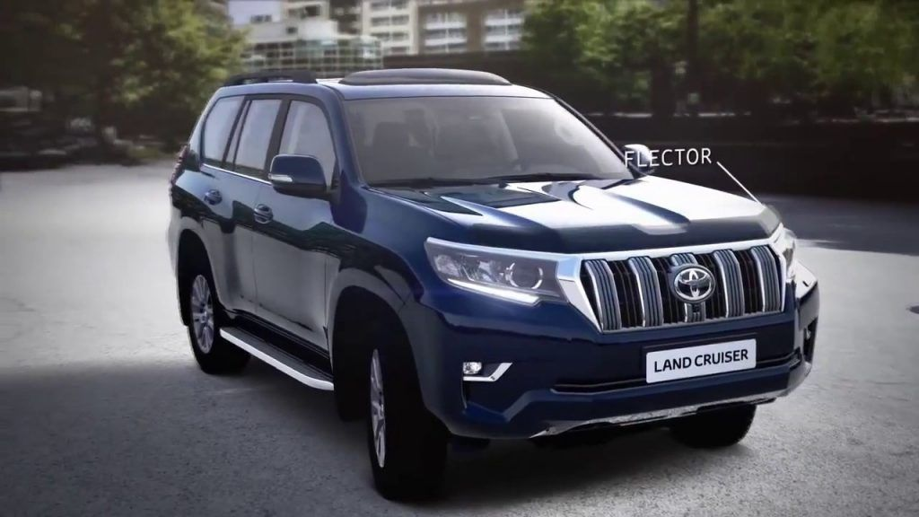 While The North American Market Takes Pleasure In Land Cruised Four Wheel Premium Crossover Most Ot Toyota Land Cruiser Toyota Land Cruiser Prado Land Cruiser