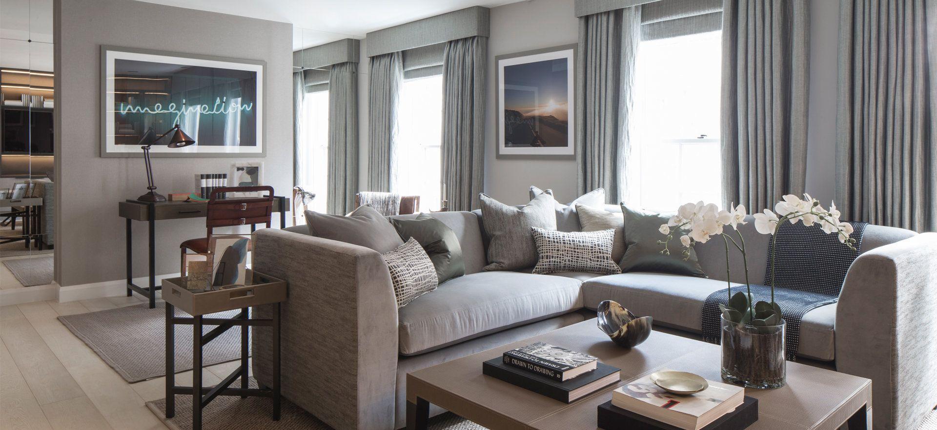 Luxury Interior Designer | How We Do It | Eaton Mews North | Roselind  Wilson Design
