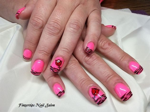 Nail Art From The Nails Magazine Nail Art Gallery Polish Nail Art