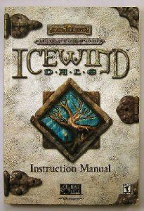 Icewind Dale Instruction Manual Forgotten Realms Book 50 00