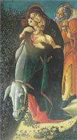Sandro Botticelli Paintings Gallery in Chronological Order