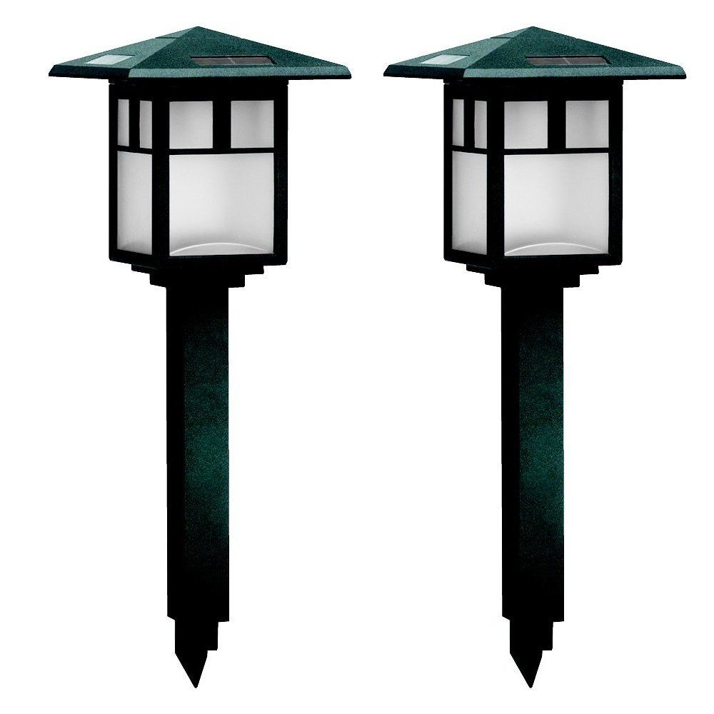 Brinkmann 8221505 Cypress Garden Solar Pathway Light