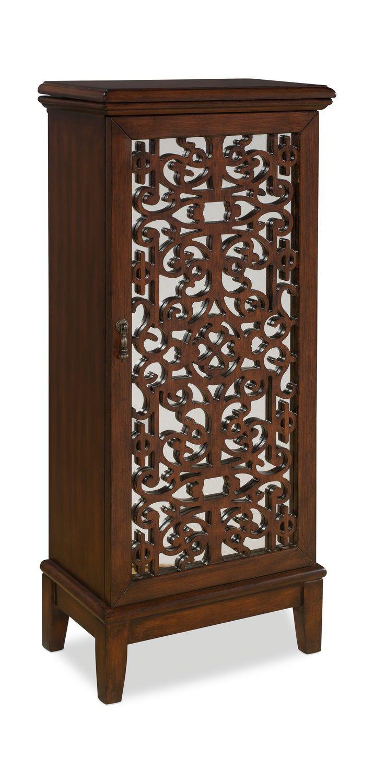 Victoria Jewelry Armoire | Jewelry armoire, Hom furniture ...
