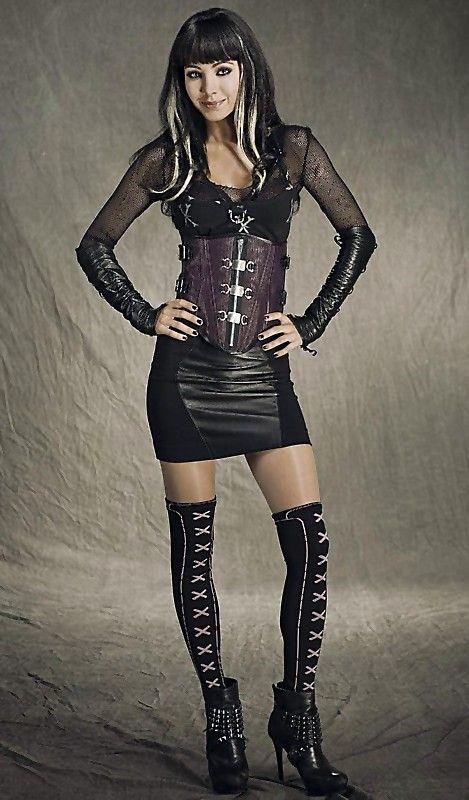 Ksenia Solo-Kenzie-Lost Girl Kenzie Lost Girl, Ksenia Solo, Goth Girls