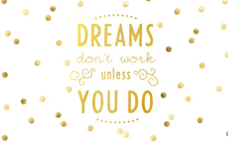Gold Background Wallpapers Don T Work Gold Quotes Wallpaper