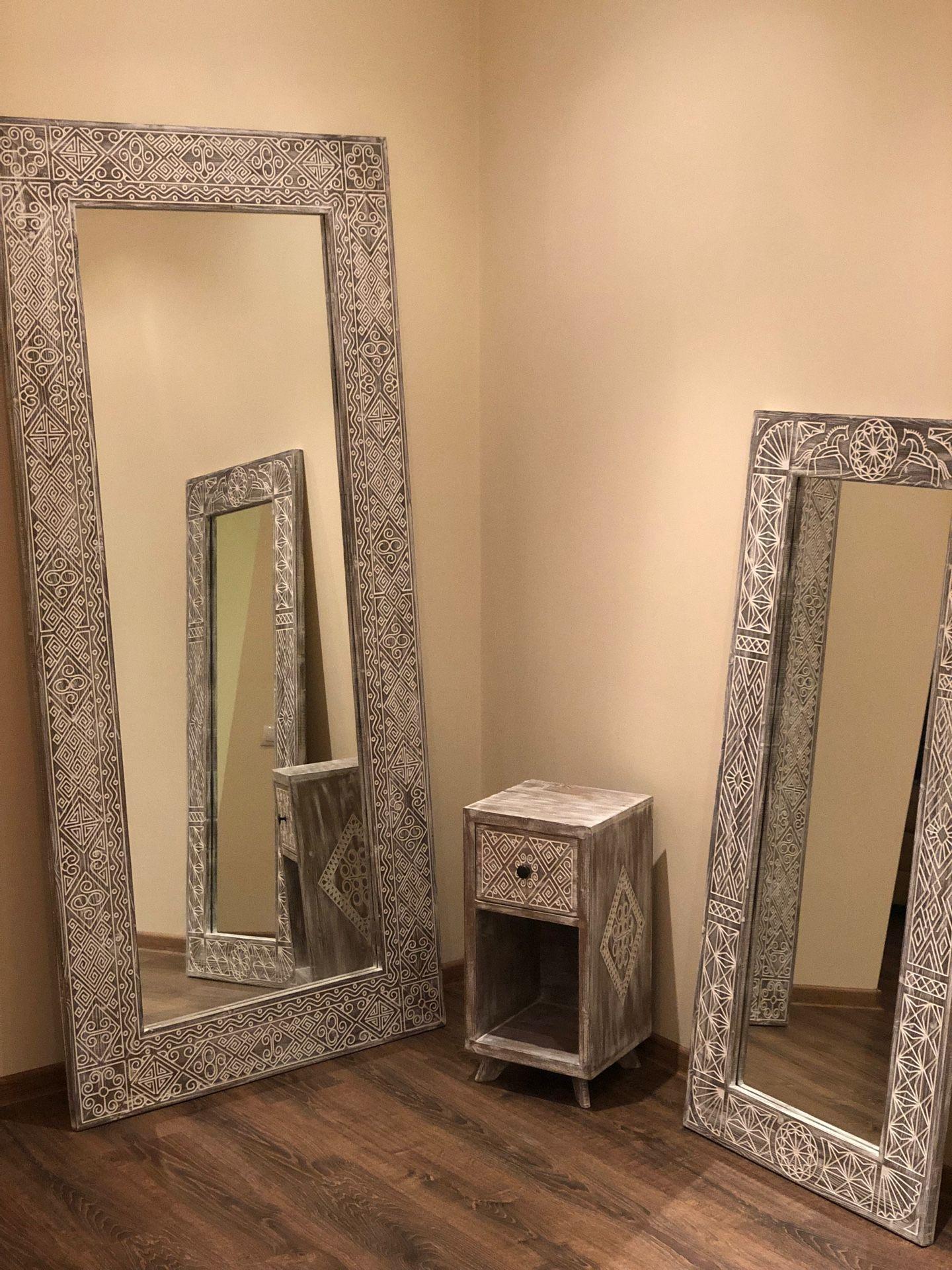 Pin On Ethnic Mirrors