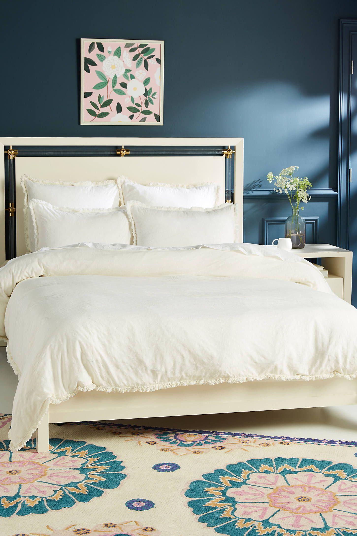 JacquardWoven Imogen Duvet Cover Bed sets for sale