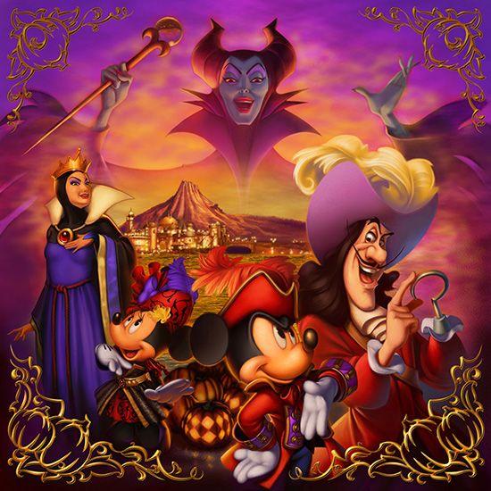 Disney Soiree Halloween.Pin On Disney