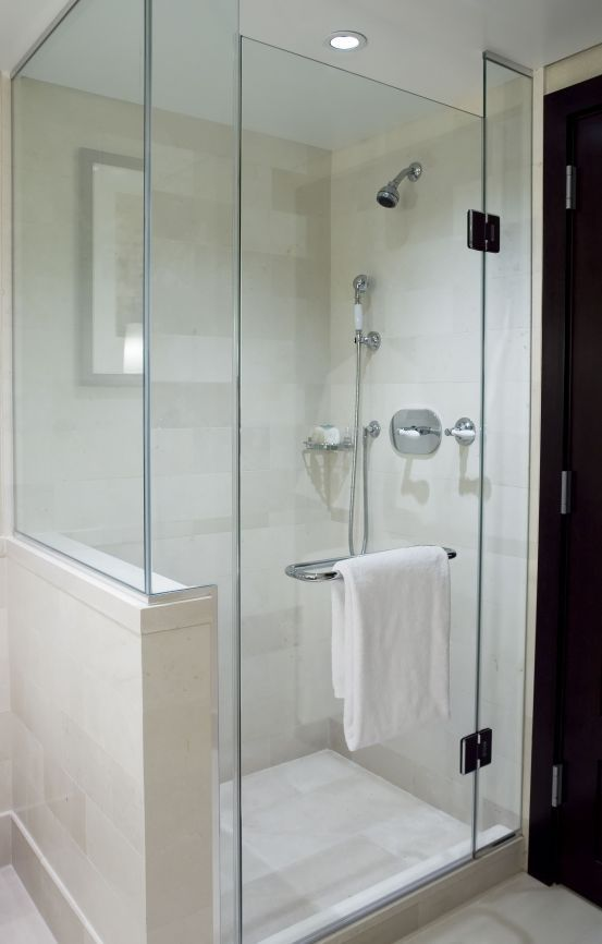 Specialties: Sliding Doors, Storefronts, Enclosures, Tempered Glass, Showers,  Plexiglass,