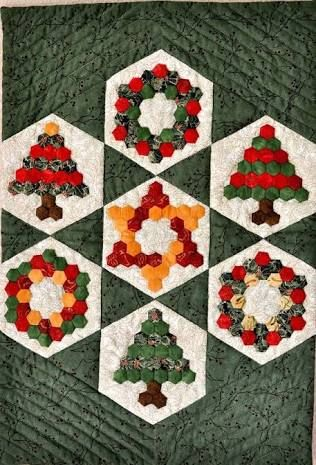 Fabulous Image result for hexagon christmas | D8 Hexies | Pinterest - Kerst #SB94