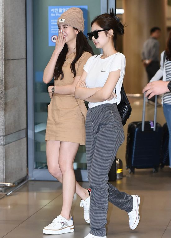 BLACKPINK Jisoo's Fashion Look at Incheon Airport on June 9, 2019 #kpopfashion
