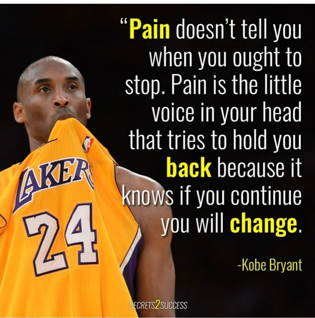 Pin By Jessica Smith On Kobe Bryant In 2020 Kobe Bryant Quotes Kobe Quotes Basketball Quotes Inspirational