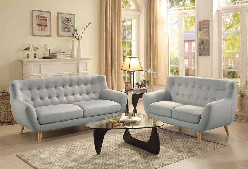 Homelegance Anke 3 Piece Living Room Set 8312 3set Living Room
