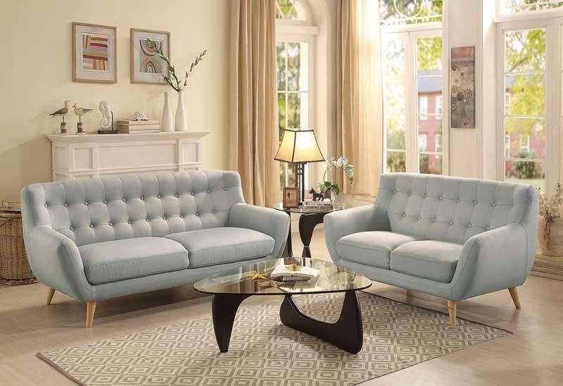 Homelegance Anke 3 Piece Living Room Set 8312 3set Living Room