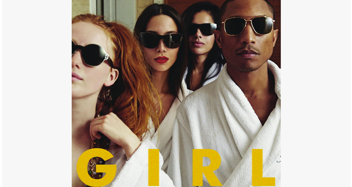NEWS | Un nouvel album pour PHARRELL WILLIAMS - #staytuned > 03.03.14