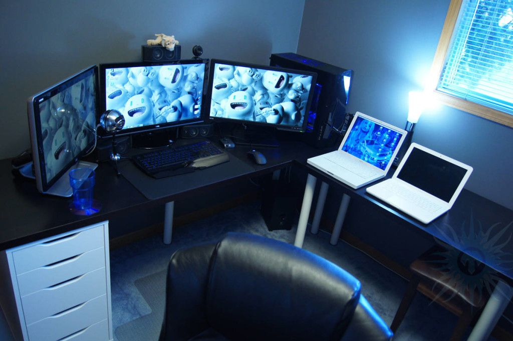 Accessories Furniture Beautiful Best Gaming Pc Desks With
